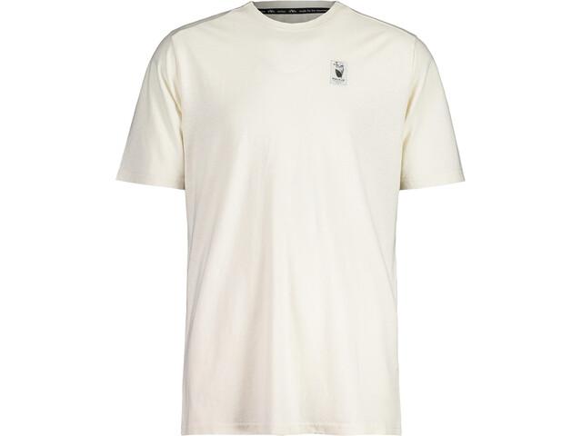 Maloja FichtenreizkerM. SS T-Shirt Men vintage white